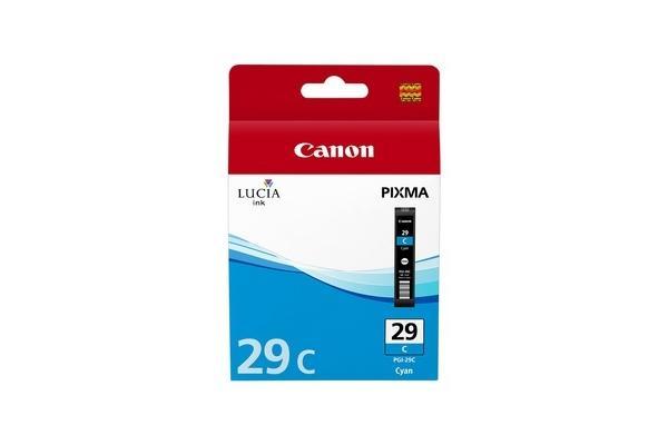 Original  Tintenpatrone cyan Canon Pixma Pro 1