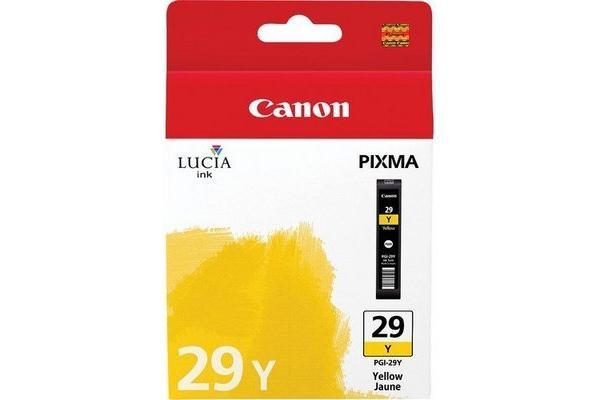 Original  Tintenpatrone gelb Canon Pixma Pro 1