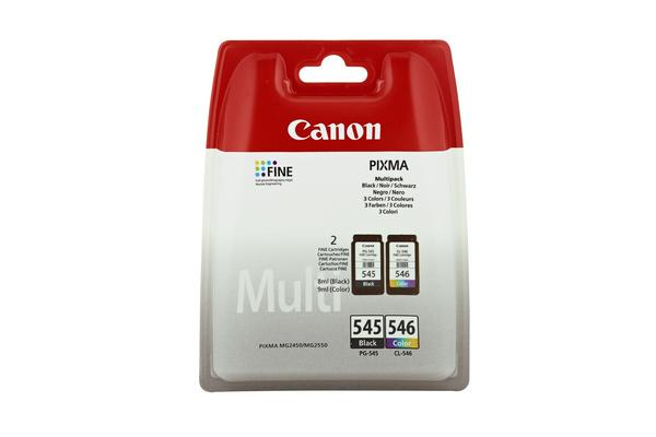 Original  Mulitpack Tinte schwarz/color Canon Pixma TR 4550