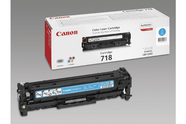 Original  Tonerpatrone cyan Canon iSENSYS MF 8340 cdn