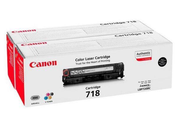 Original  Tonerpatronen Twinpack XL schwarz Canon iSENSYS MF 8340 cdn