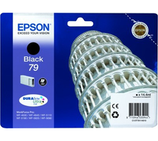 Original  Tintenpatrone schwarz Epson WorkForce Pro WF-5110 DW