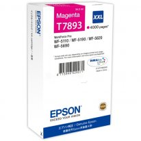 Original  Tintenpatrone XXL magenta Epson WorkForce Pro WF-5110 DW