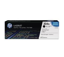 Original 2  Tonerpatronen schwarz HP Color LaserJet CM 2320 FXI MFP