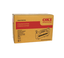 Original  Fuser Unit OKI C 5800 DN