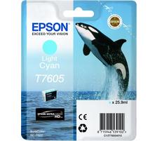 Original  Tintenpatrone light cyan Epson SureColor SCP 600
