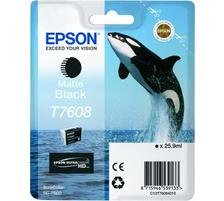 Original  Tintenpatrone matte schwarz Epson SureColor SCP 600