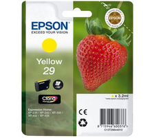 Original  Tintenpatrone gelb Epson Expression Home XP-452