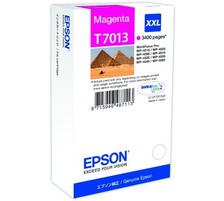 Original  Tintenpatrone XXL magenta Epson WorkForce Pro WP-4095 DN