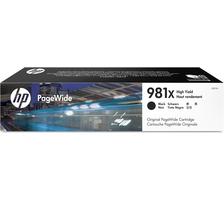Original  Tintenpatrone schwarz HP PageWide Enterprise Color Flow MFP 586 dn