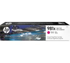 Original  Tintenpatrone magenta HP PageWide Enterprise Color Flow MFP 586 dn