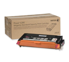 Original  Tonerpatrone magenta Xerox Phaser 6280 DN