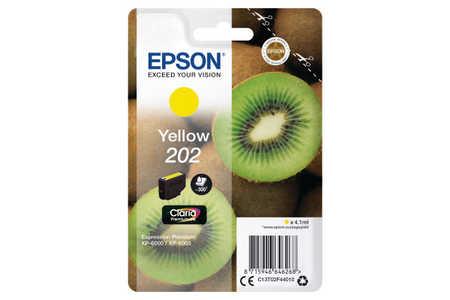 Original  Tintenpatrone yellow Epson Expression Premium XP-6000