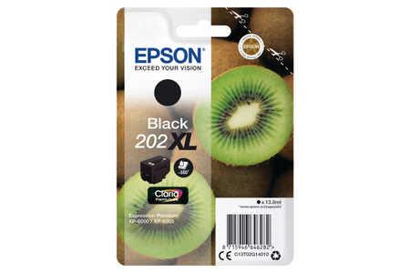 Original  Tintenpatrone schwarz Epson Expression Premium XP-6000