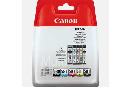 Original  Multipack Tintenpatronen Canon Pixma TR 8500 Series