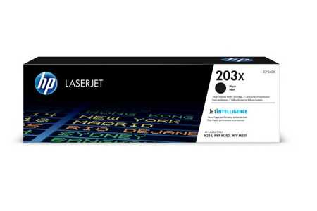 Original  Tonerpatrone schwarz HP Color LaserJet Pro M 254 dnw