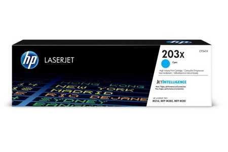 Original  Tonerpatrone cyan HP Color LaserJet Pro M 254 dnw