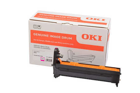 Original  Trommeleinheit magenta OKI C 612 N