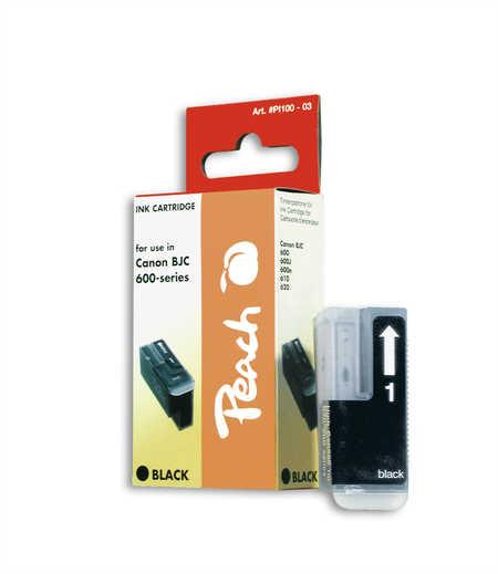 Peach  Tintenpatrone schwarz kompatibel zu Apple Stylewriter Pro Color