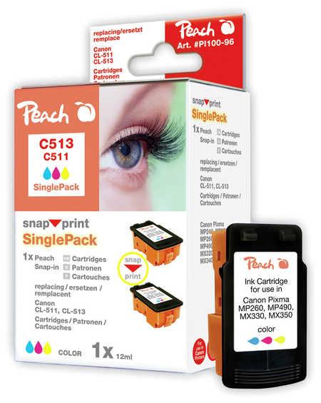 Peach  Tintenpatrone gelb kompatibel zu Apple Stylewriter Pro Color
