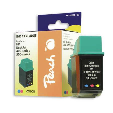 Peach  Druckkopf color kompatibel zu HP OfficeJet