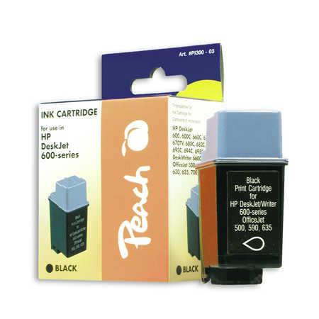Peach  Druckkopf schwarz kompatibel zu Apple Color Stylewriter 4100