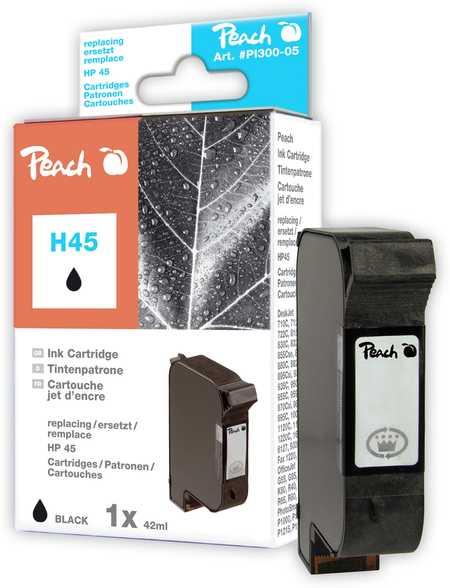 Peach  Druckkopf schwarz kompatibel zu HP DeskJet 959 C