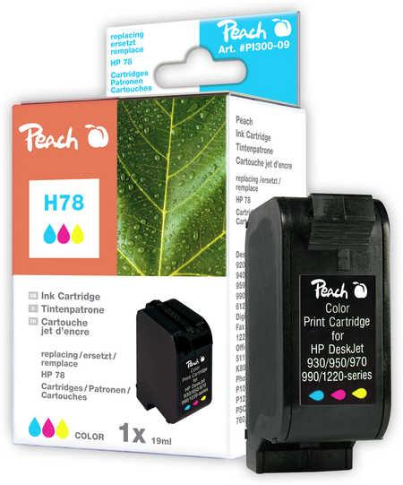 Peach  Druckkopf color kompatibel zu HP DeskJet 959 C