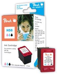 Peach  Druckkopf color photo kompatibel zu HP DeskJet 9680