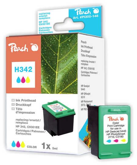Peach  Druckkopf color kompatibel zu HP PSC 1510