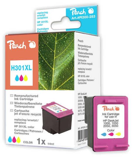 Peach  Druckkopf color kompatibel zu HP DeskJet 2050